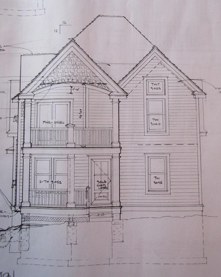 2 - DESIGN - Front Elevation