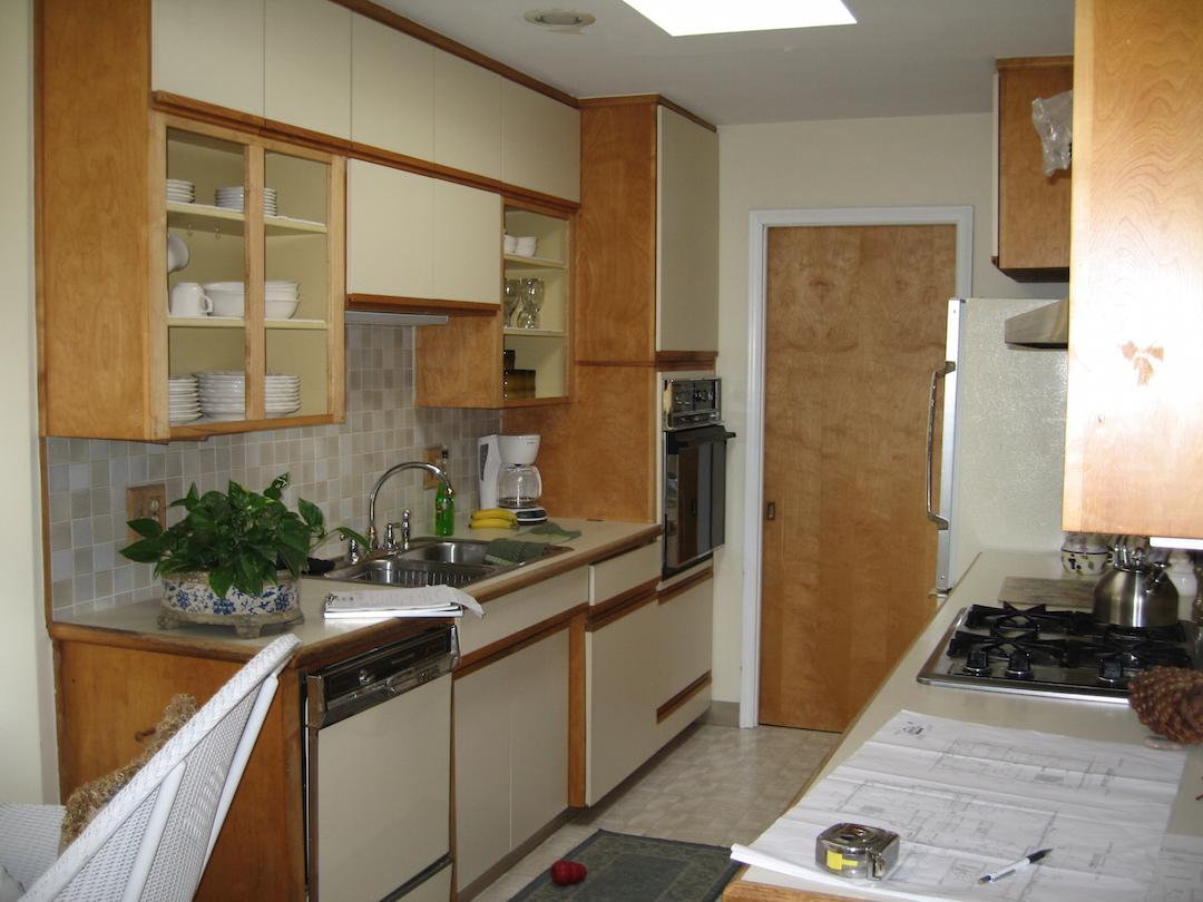 3. BEFORE - Kitchens - Left