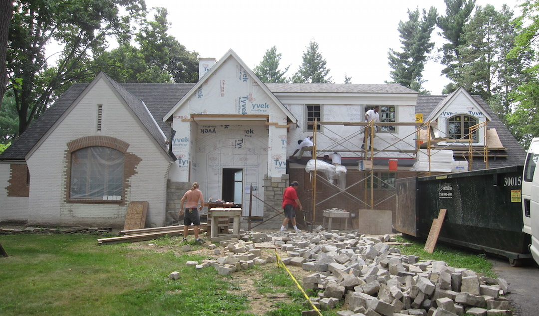 4. CONSTRUCTION - Front Right